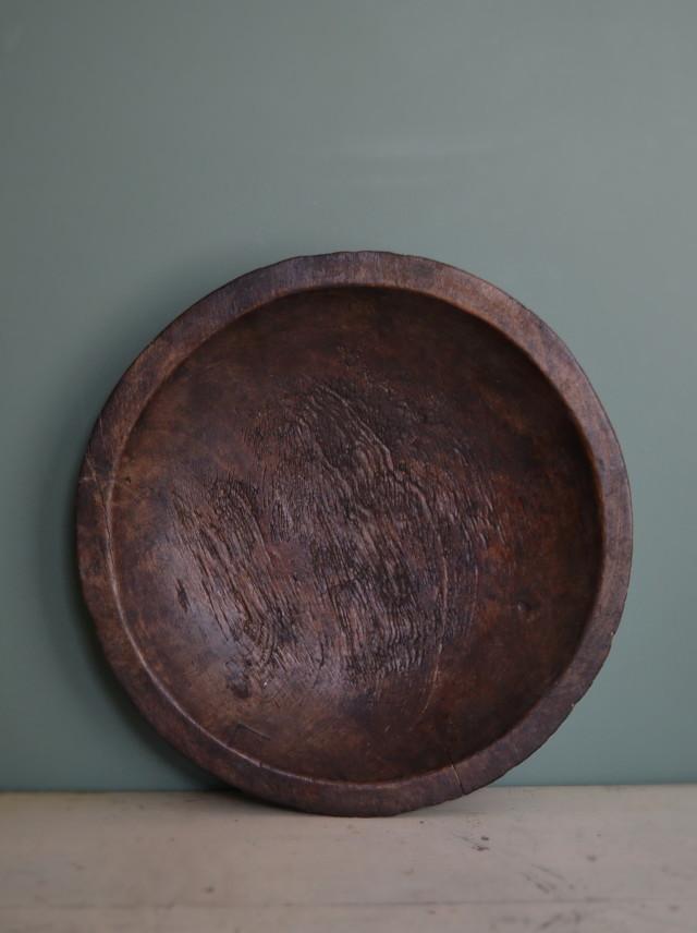 木皿 繭皿 アンティーク
