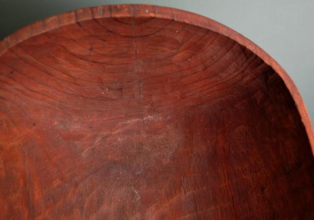 李朝捏鉢 木鉢 木製鉢