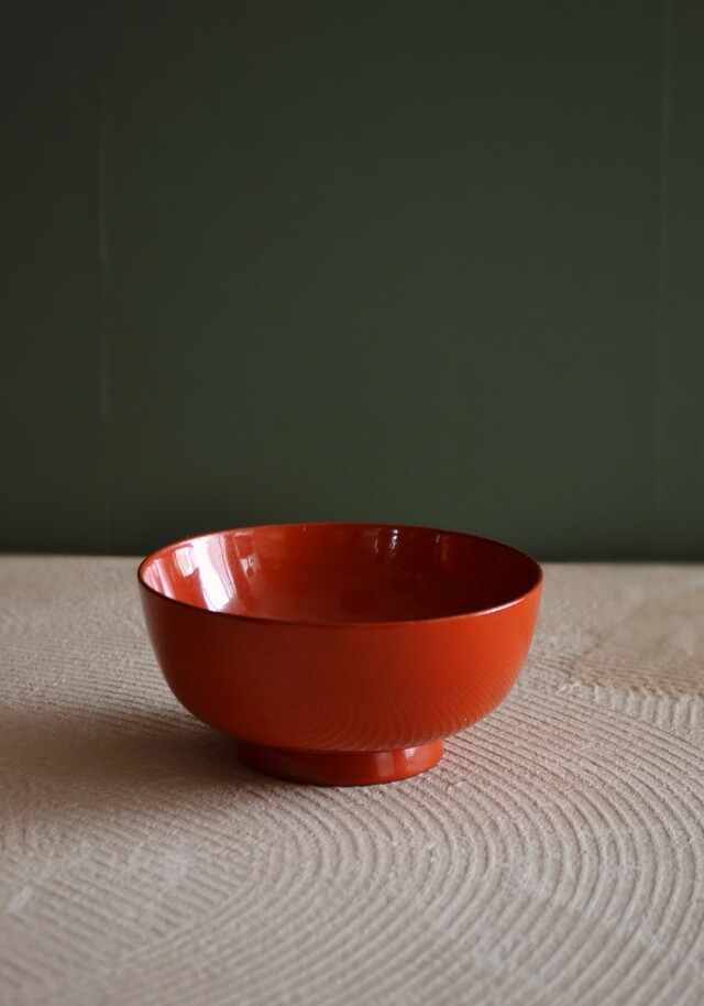 朱塗碗 朱塗向付 小鉢 お椀 一客