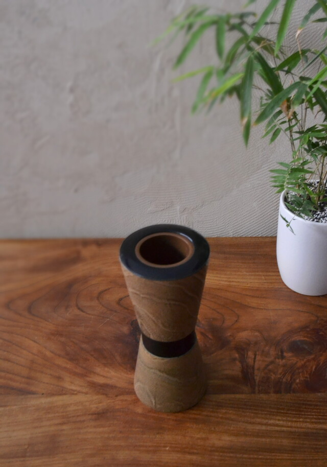 杵型 花入れ 花器