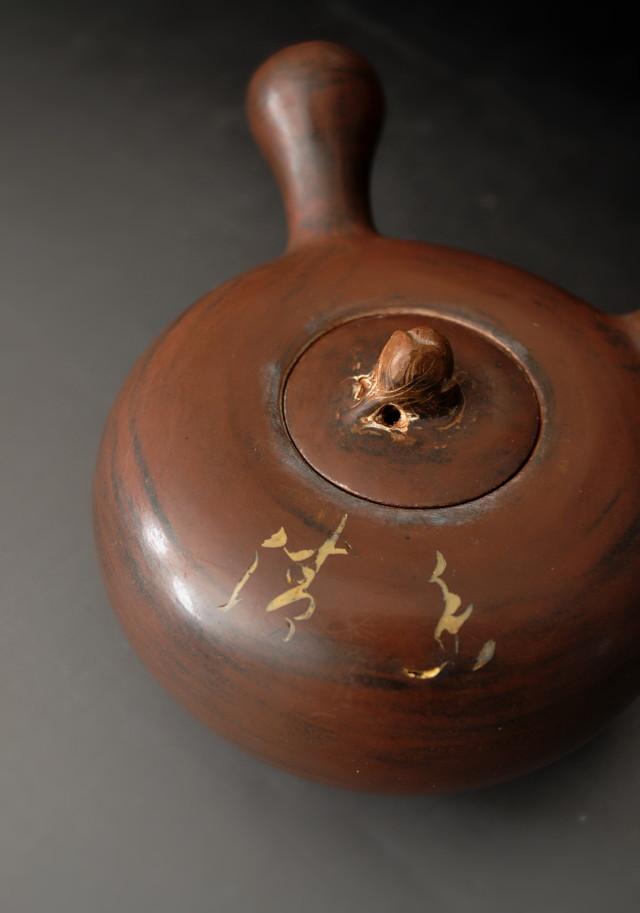 中国欽州窯 急須 煎茶 中国茶