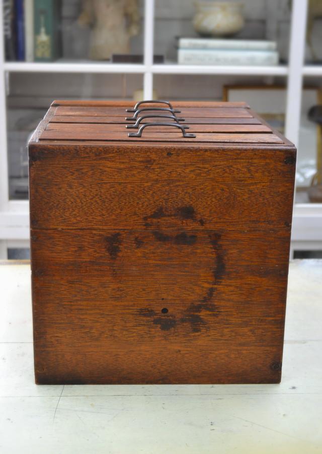 引き出し箱 引き出し小箪笥 古民具 古道具