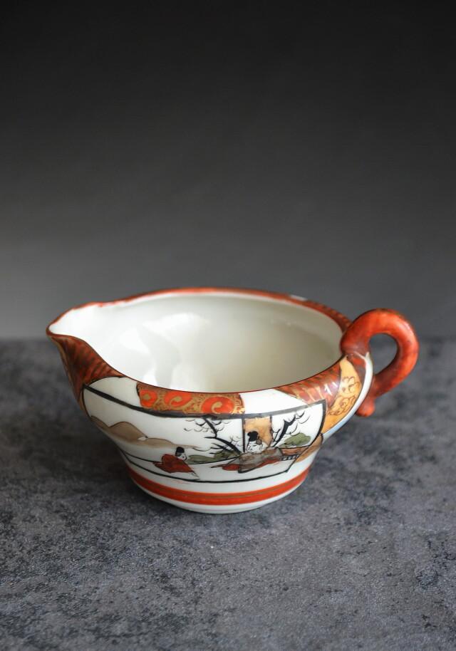 九谷 急須 湯冷まし 煎茶道具