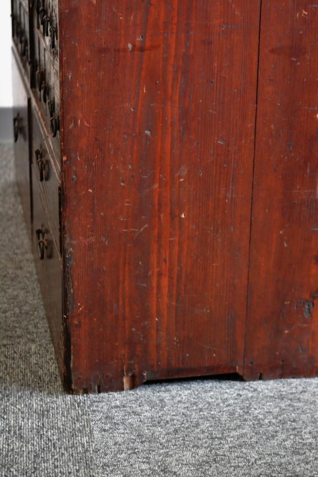 薬箪笥 江戸時代 骨董