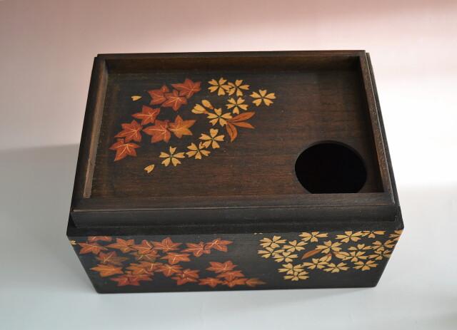 茶箱セット 野点 茶道具 仕覆